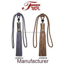 JCD001AB curtain tassel fabric accessories