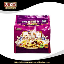 Green food low carb instant house noodles
