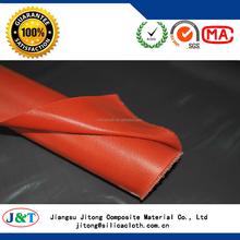 prezzo di doppio tessuto in fibra di vetro riciclato rivestito di silicone lati