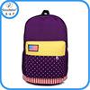 camping canvas Backpack Shcool Bag wholesale fashion backpack