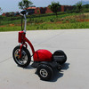 2014 china zappy battery operated three wheel auto rickshaw