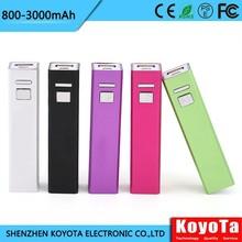 slim portable phone charger 2000mah MP105