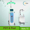 2015 Newest beauty machine multifunction facial machine Hydra +oxygen+BIO+skin scrubber+PDT for skin care