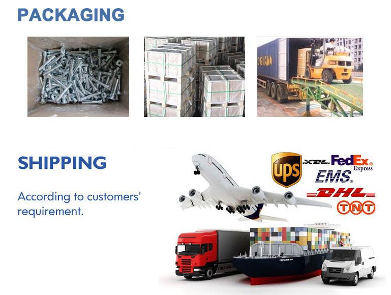 Packaging  Shipping