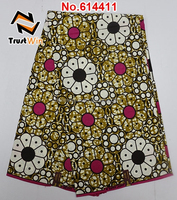 New textiles 100% cotton fabric wax printed