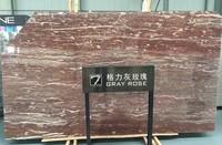 Dark Red Marble Slab Marble Tile Marble Big Slab