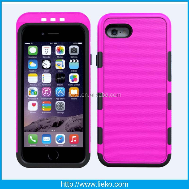 wholesale combo case for iphone case and LED selfie combo case and selfie monopod partner case