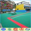 PP Eco friendly Outdoor portable interlocking tennis court sport flooring