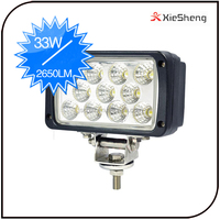 Warranty 2 year IP67 optional flood or spot beam Epistar 10v-30v auto led work light