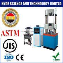 1000KN Tensile Hydraulic Universal Testing Machine