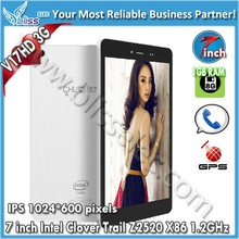 "High Quality Z2520 3g phone 7"" smart tablet computer"