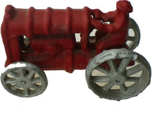 hot sale cast iron tractor model
