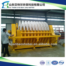 high quality Mineral Water Dewatering Machine, Ceramic Disc Filter