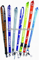 Promotional custom cute & cheap lanyards