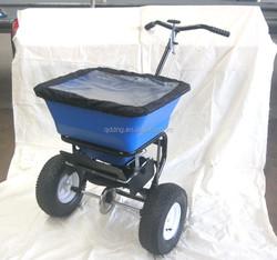 TC2422-1 Salt spreader cart fertilizer spreader Salt spreader
