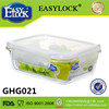 microwave safe cheap glass honey jars wholesale glass storage jar box airtight