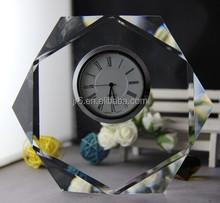 2015 new design antique desk clock, unique desk clock, executive desk clock