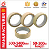 Low viscosity masking tape used for spray paint masking