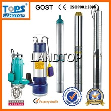 TOPS QJD and QDX Submersible Deep Well Pump