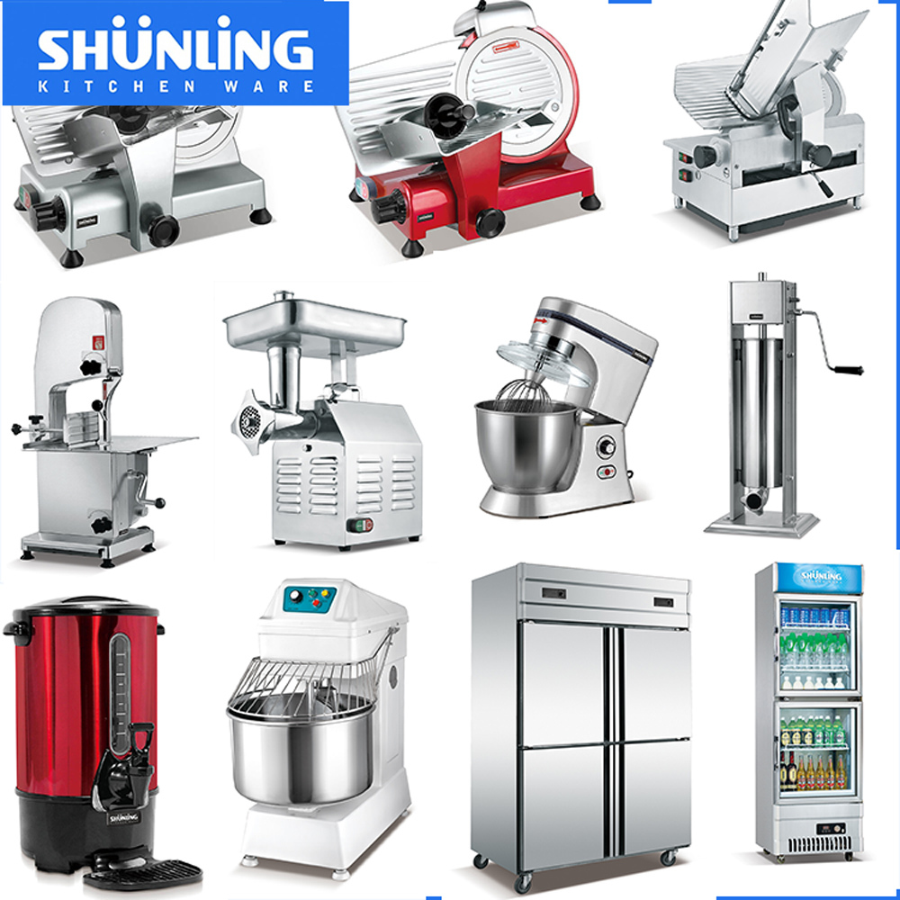 Used Kitchen Equipment ~ Shunling professiona chinese restaurant kitchen equipment