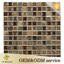 Standard Size Chapel Decorative Ceramic Mosaic Tiles