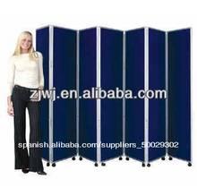 proveedor de china de mamparas de oficina y sala divisor con 5 piezas