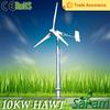 Rated 10KW 120V-500V domestic wind generator