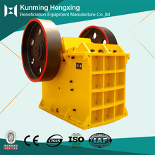 Professional manufacture iso mineral jaw crusher machine