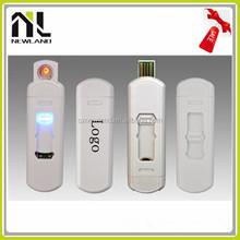 Promotional fashional smart USB lighter