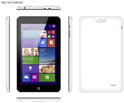 2015 new design New Fashion Quad - core window 8 tablet pc with factory price