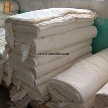 cotton grey fabric stock lot