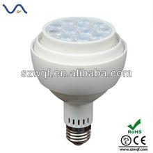 2013 replace Philips 70W halogen lamps led par30 spotlight