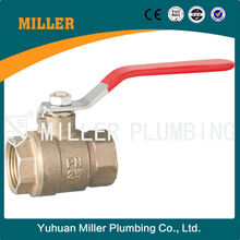 """ML-1501 yuhuan supply UPC Approved 1-1/4"""" Forged,A105,F316,F304,LF2,LF3,F51,F55 Material and Manual Power Ball Valve"""