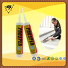 Waterproof Quick drying colored silicone sealant