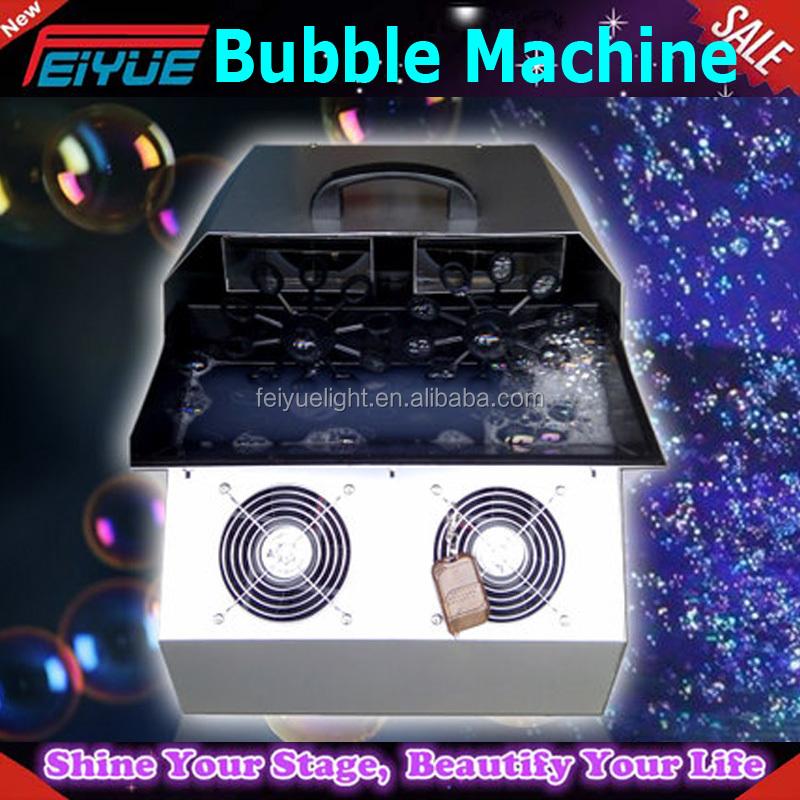 electric bubble machine