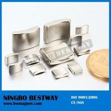 Different shapes N35/N38/N40/N45/N50/N52 NdFeB custom magnets