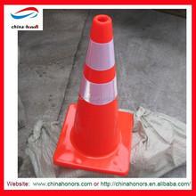 28 polegada PVC de cône de sécurité couleur cône de la sécurité routière