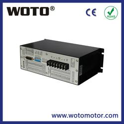 3 phase stepper driver AC150V-220V for 1.2 deg nema 43 motor