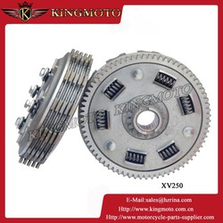 Hot sale good quality motorcycle one way clutch for DX125 / motorcycle clutch