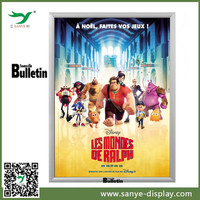 whoelsale high quality snap poster frame 60x90