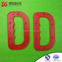 Alibaba China Wholesale Accept Customized Plastic Handles for Paper Gift Boxes