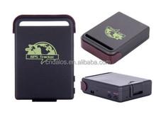 Car Waterproof Realtime GSM Mini LBS SOS GPS Tracker Voice Monitor TK102B w/ Box