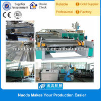 plastic film perforated machinery