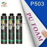 One-component insulating PU foam KINGFIX PU foam