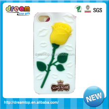wholesale silicone cell mobile phone cover for iphone