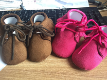 VC275(B) wholesale soft soled tassel lace up cute baby orthopedic shoes in bulk