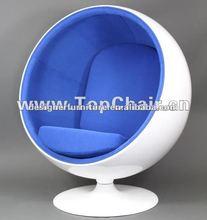 Classic Fiberglass Ball Chair