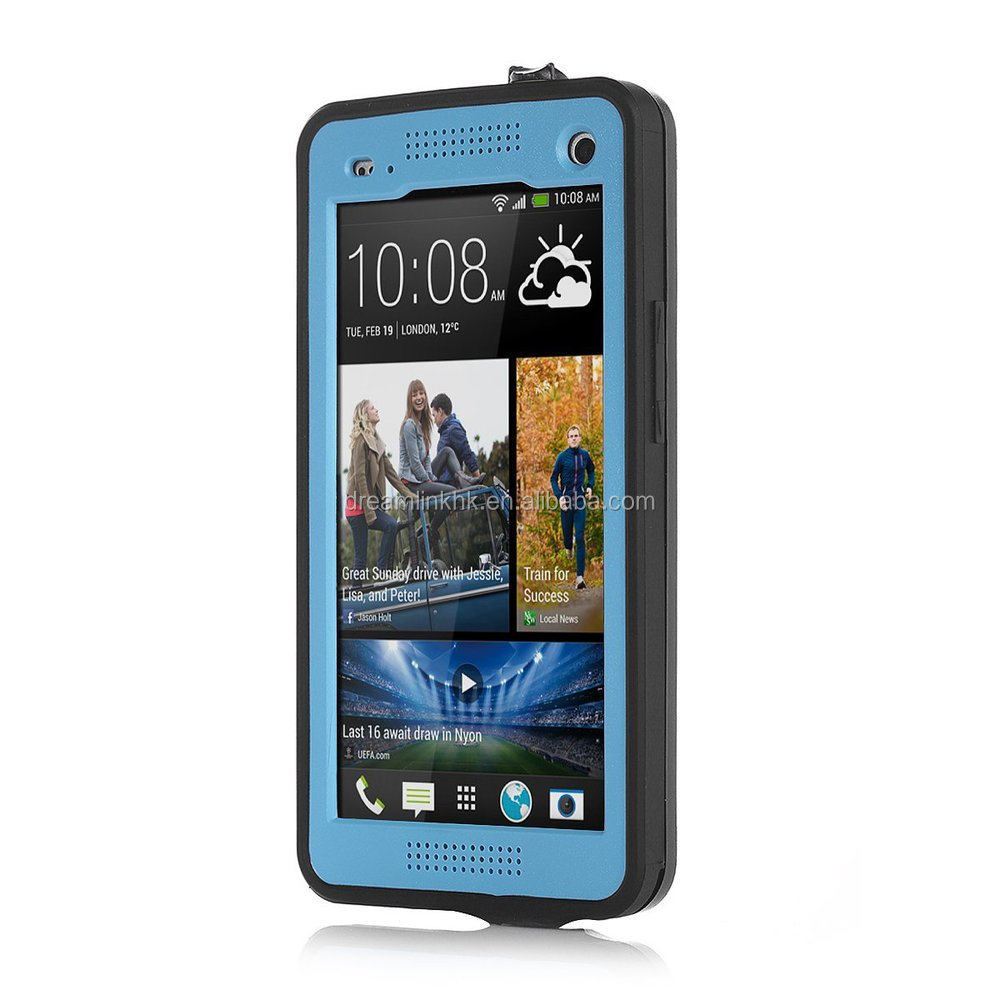 there waterproof case for htc one m7 this the phablet