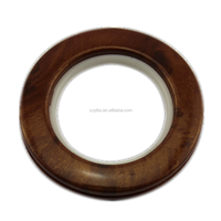 hot sale home decorate plastic rings for curtains