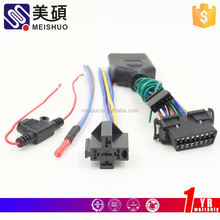 Meishuo aerial telephone cable cross connect jumper wire